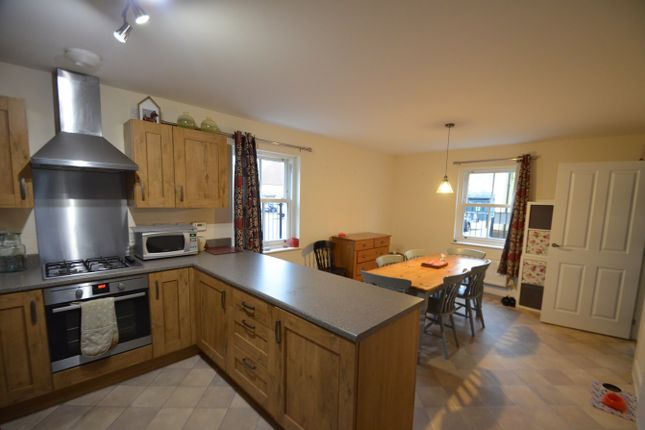 Thumbnail End terrace house for sale in Greenaways, Ebley, Stroud