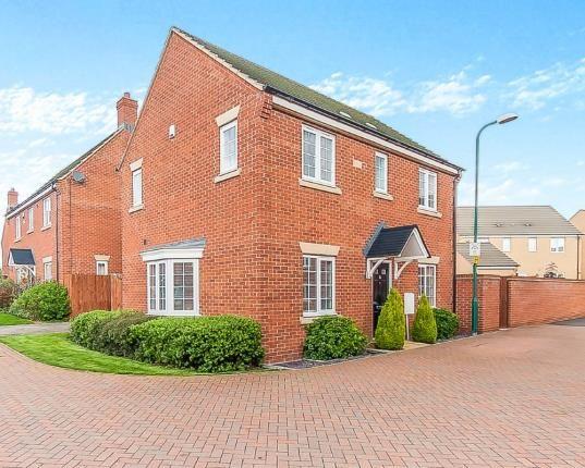 3 bed detached house for sale in Juno Way, Cardea, Peterborough, Cambridgeshire