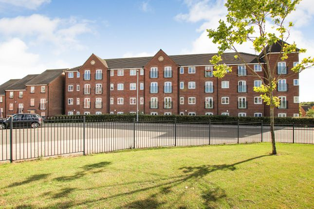 Thumbnail Flat for sale in Fenton Place, Middleton