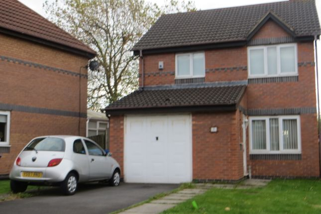 Thumbnail Detached house to rent in Broadlands, Whiston, Prescot
