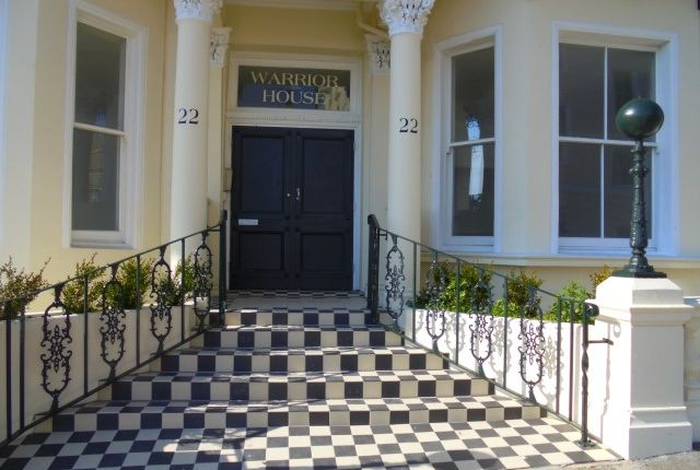 Thumbnail Flat to rent in Warrior Square, St. Leonards-On-Sea
