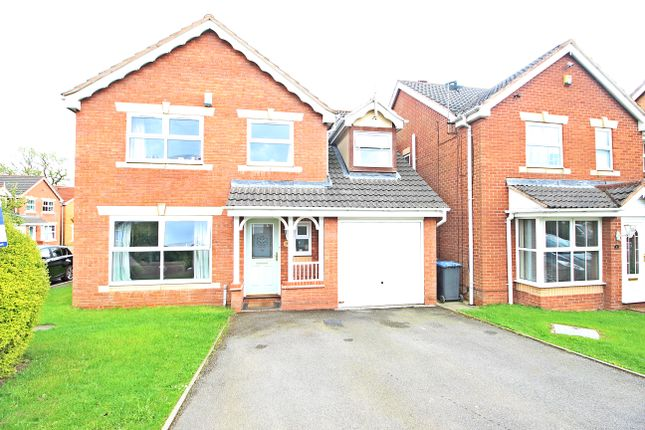 Thumbnail Detached house for sale in Poplar Grove, Ryton On Dunsmore, Coventry