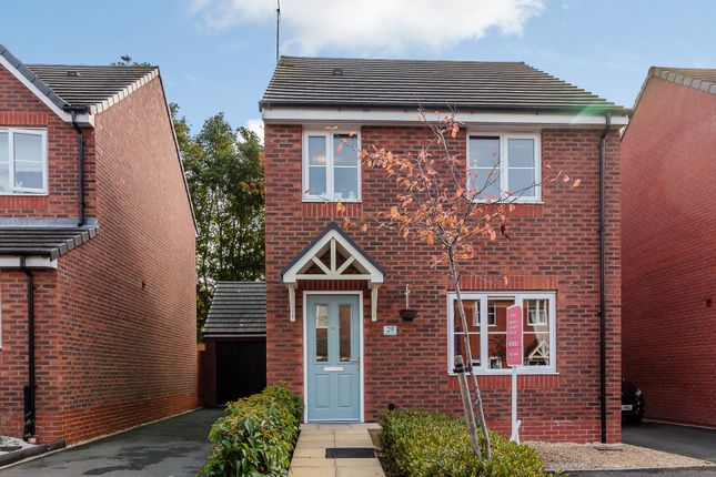 Thumbnail Detached house for sale in Rakegate Close, Wolverhampton
