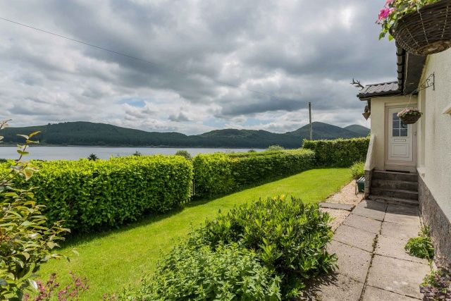 Thumbnail Cottage for sale in Loch Doon, Dalmellington, Ayr, South Ayrshire