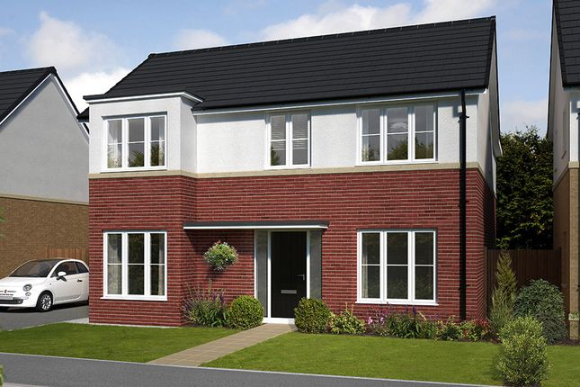 """Thumbnail Detached house for sale in """"The Pendlebury """" at Bassington Avenue"""