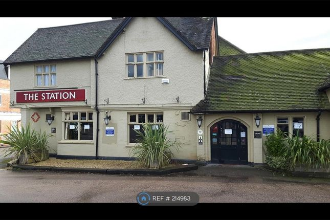 Thumbnail Room to rent in Station Approach, Knebworth