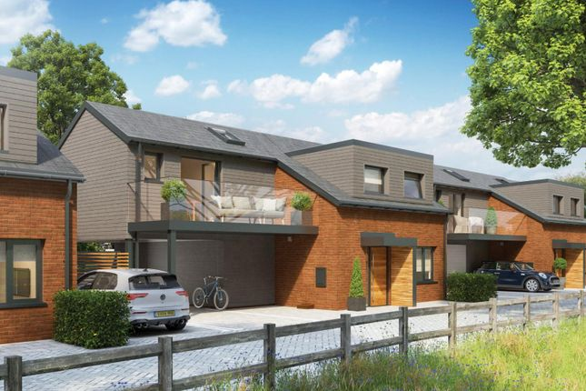 Thumbnail Property for sale in Montgomery Fields, Berrow Road, Burnham-On-Sea