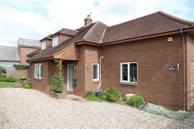 Thumbnail Detached house for sale in Bromsash, Eastview, Ross-On-Wye