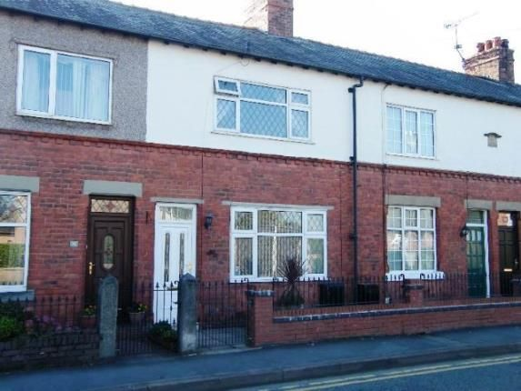 Thumbnail Terraced house for sale in The Highway, Hawarden, Deeside, Flintshire