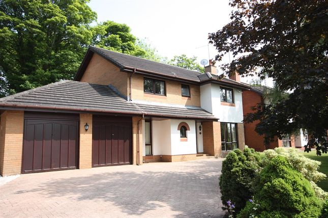 Thumbnail Detached house for sale in Grieve Croft, Bothwell, Bothwell