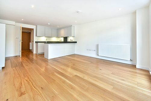 Thumbnail Flat to rent in Dalston Lane, London