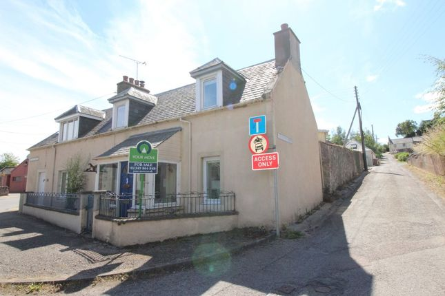 Thumbnail Semi-detached house for sale in Bridge Street, Rosemarkie, Fortrose