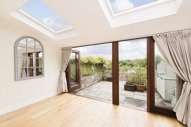Sun Lounge With Bi-Fold Doors