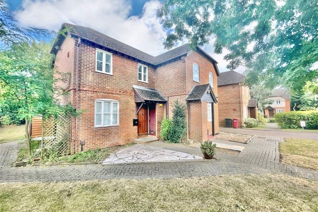 Thumbnail End terrace house to rent in St Thomas Walk, Colnbrook, Berkshire