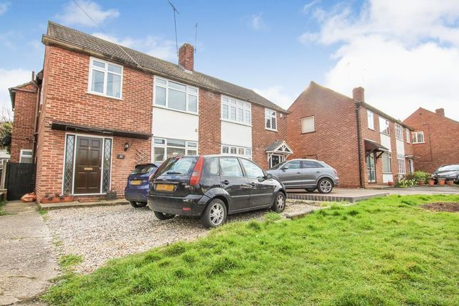 Thumbnail Semi-detached house for sale in Queenswood Avenue, Hutton, Brentwood