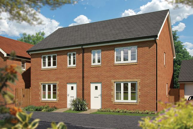 "Thumbnail Property for sale in ""The Hazel"" at Pixie Walk, Ottery St. Mary"