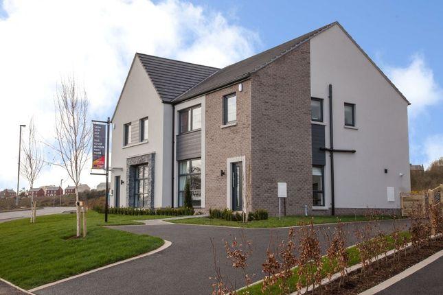 Thumbnail Semi-detached house for sale in Fairfields Glen, Lisburn