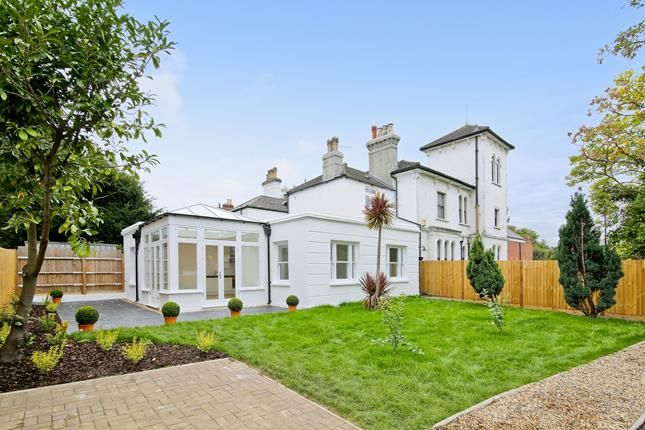 Thumbnail Detached house for sale in Toms Cottage, Brockley Rise, London