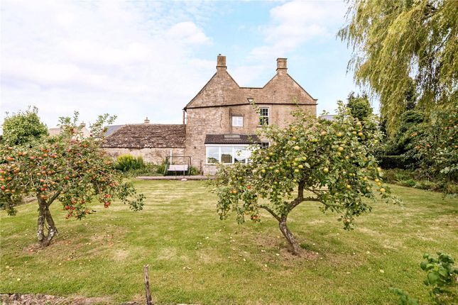 Thumbnail Detached house for sale in West Yatton Road, Yatton Keynell, Wiltshire