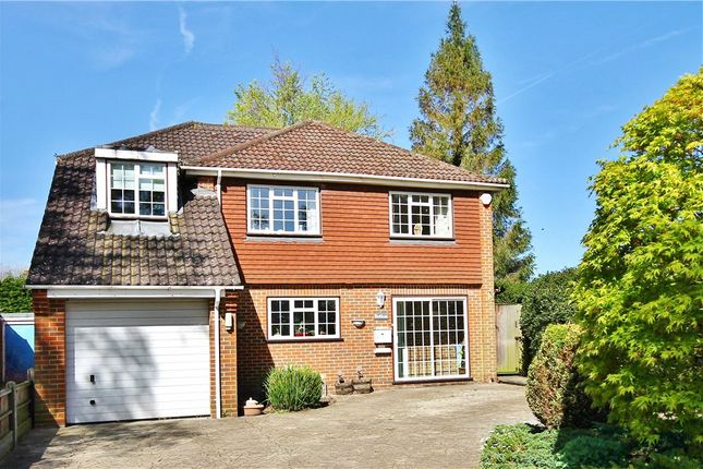Thumbnail Detached house for sale in Bagshot Road, Englefield Green, Surrey