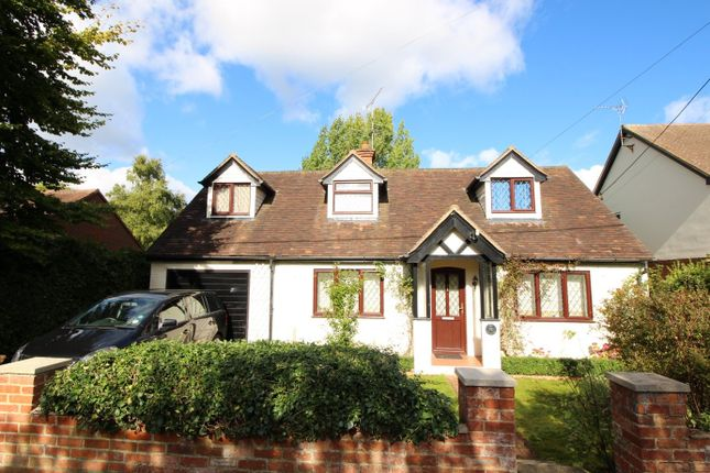 Thumbnail Detached house to rent in Grove Road, Sonning Common