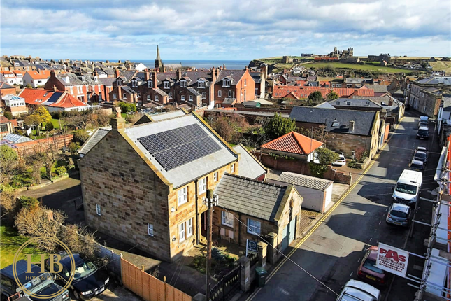 Thumbnail Detached house for sale in St. Hildas Terrace, Whitby