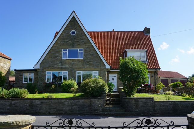 Thumbnail Detached house for sale in Castlegate, East Ayton, Scarborough