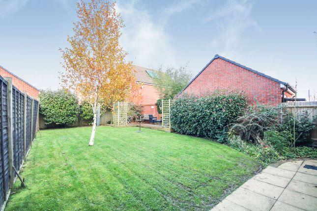 Rear Garden of Astoria Drive, Coventry CV4