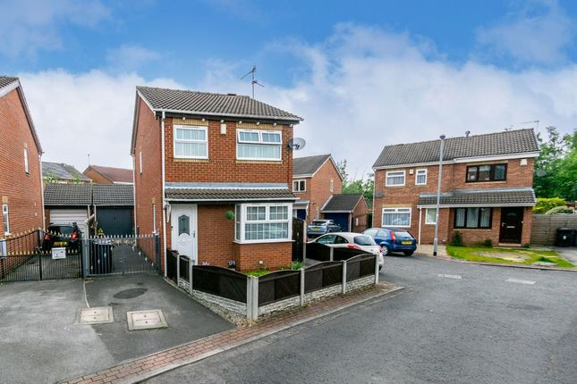 3 bed detached house for sale in Clayton Way, Hunslet, Leeds LS10