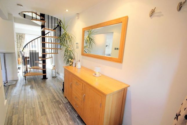 Thumbnail Link-detached house for sale in Bankside, Stone