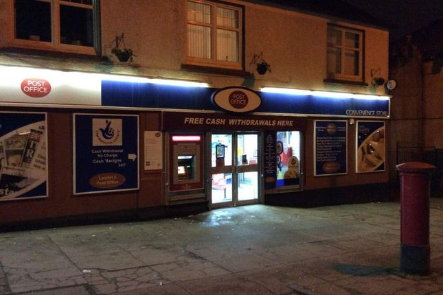 Thumbnail Retail premises for sale in Balmore Road, Glasgow
