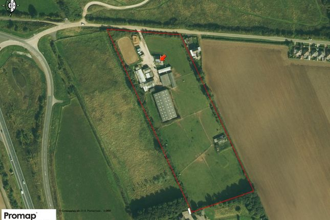 Thumbnail Land for sale in Sands Road, Hunmanby Gap, Filey