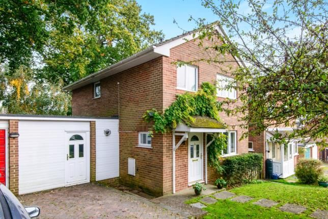 Thumbnail Detached house for sale in Colden Common, Hampshire, Winchester