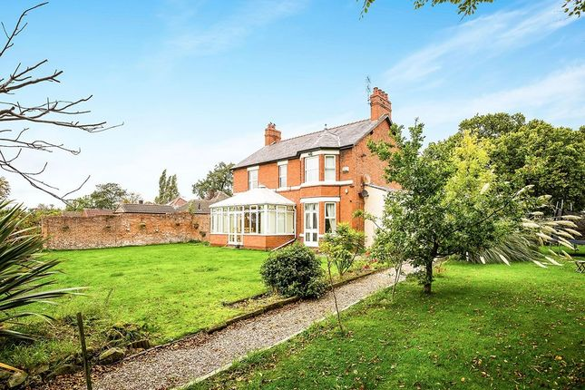 Thumbnail Detached house for sale in Saughall Road, Blacon, Chester