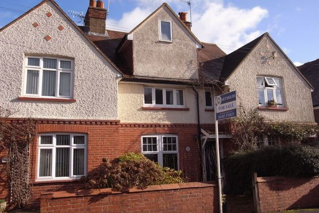 Thumbnail Terraced house for sale in Barton Road, Bramley, Guildford