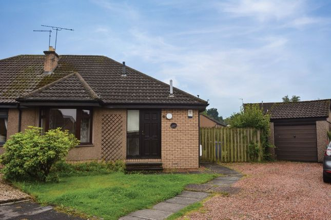 Thumbnail Semi-detached bungalow for sale in Abbot Road, Stirling, Stirling