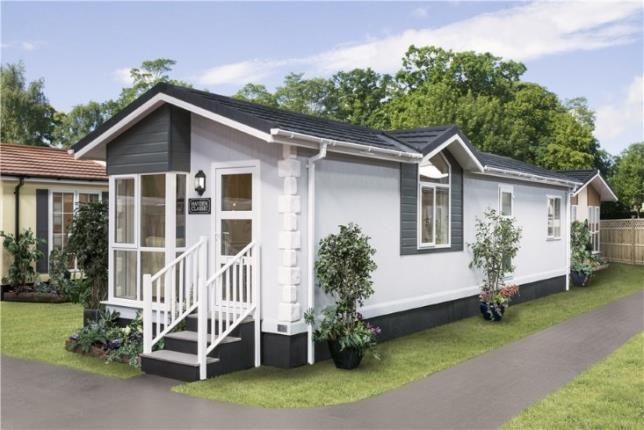 Thumbnail Bungalow for sale in Beechfield Park, Hook Lane, Aldingbourne, West Sussex