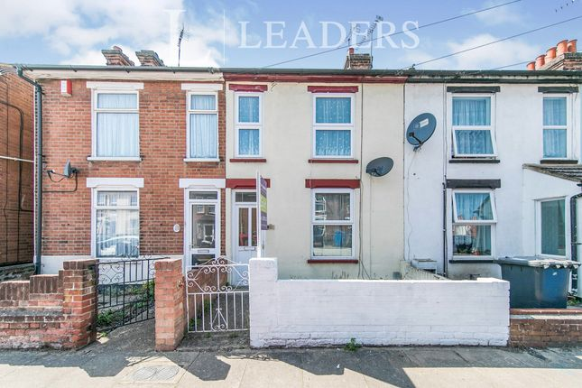 3 bed terraced house to rent in Gatacre Road, Ipswich IP1