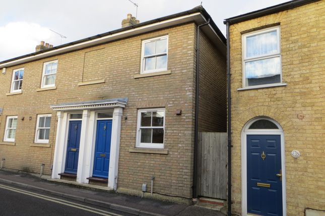 Thumbnail Terraced house to rent in Victoria Street, Ely