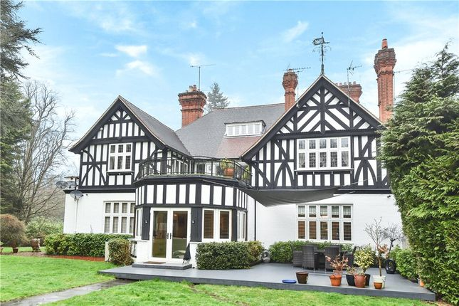 Thumbnail Flat for sale in New Place, London Road, Sunningdale