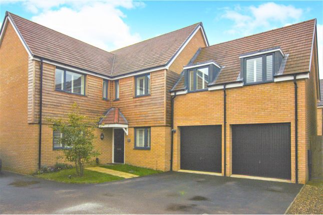 Thumbnail Detached house for sale in Parker Road, Wootton