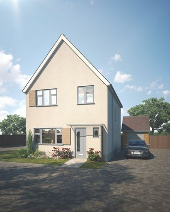 Thumbnail Detached house for sale in Vicus Way, Off Stafferton Way, Maidenhead, Berkshire