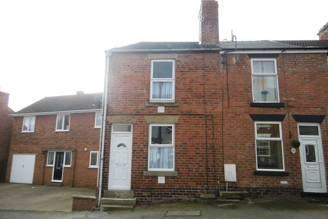 Thumbnail Terraced house to rent in London Street, New Whittington Chesterfield