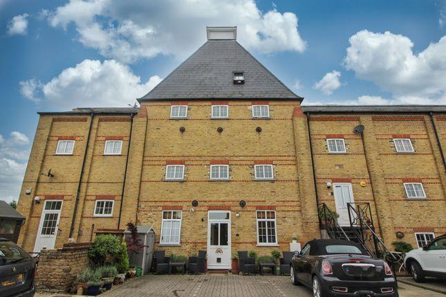 Thumbnail Town house for sale in Saltcote Maltings, Heybridge, Maldon