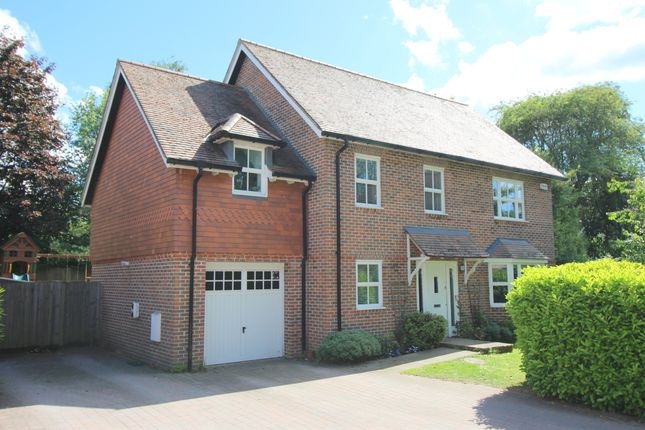 Thumbnail 5 bed detached house for sale in Hoptons Retreat, Kilmeston, Alresford