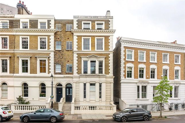 Thumbnail End terrace house for sale in Albert Square, Stockwell, London