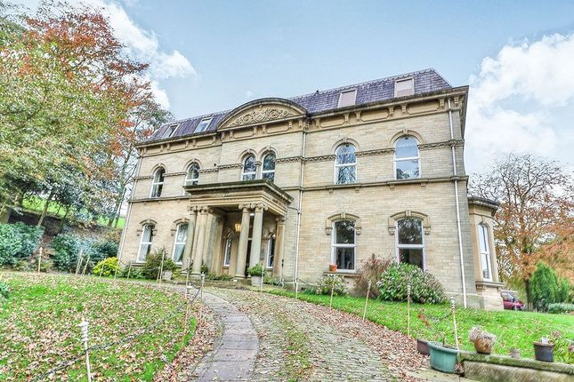 Thumbnail Flat to rent in Railes Cottages, Luddenden, Halifax