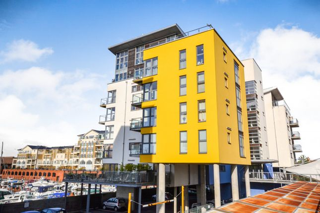 Thumbnail Flat to rent in Rapala Court, 2 Midway Quay, Eastbourne