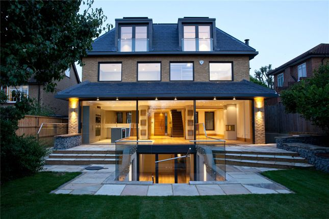 Thumbnail Detached house for sale in Chartfield Avenue, London