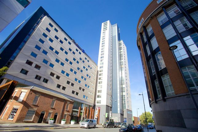 Flat for sale in Old Hall Street, Liverpool
